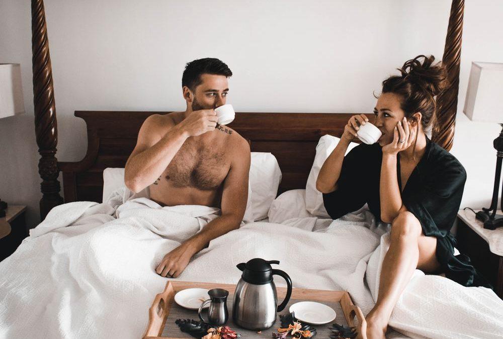 Aktiviteter at lave når man er senge liggende